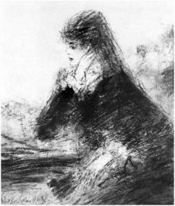 Anna by Sokolov (1946)